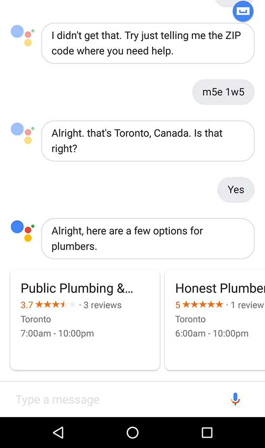 GMB listings that look like Google Local Services ads
