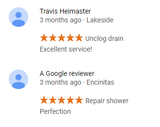 Local Services ads reviews