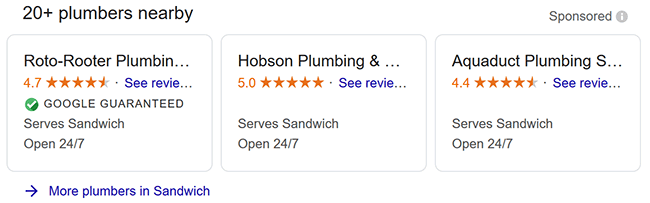 Plumbers in Sandwich, IL
